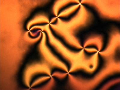 Liquid Crystal Microscope Liquid Crystal With δε