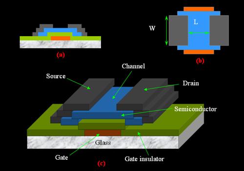 the world of liquid crystal displays
