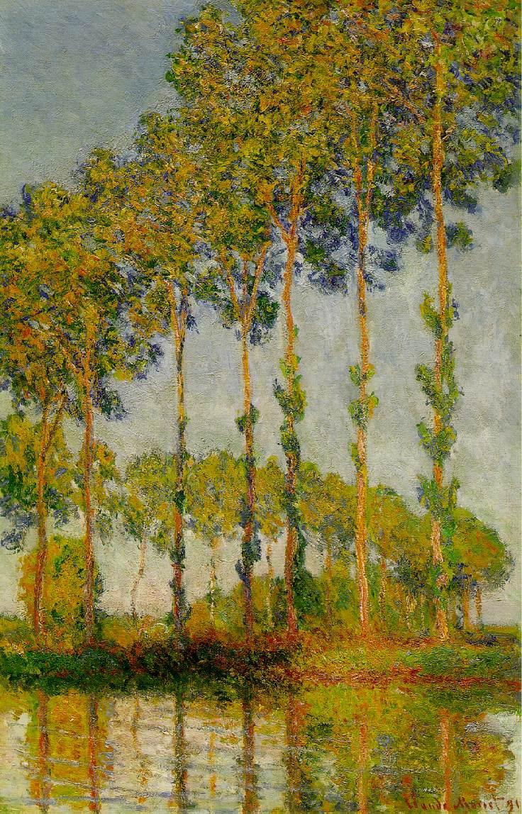 Monet par Pascal Bonafoux 1293
