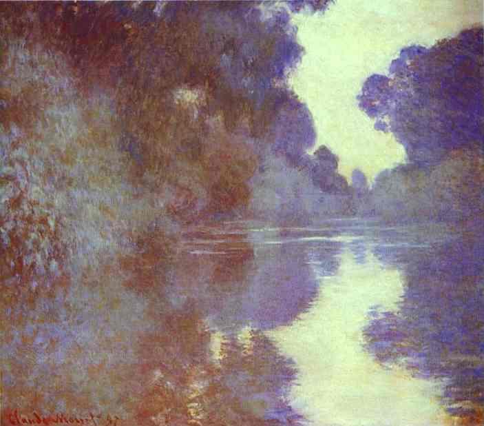 Monet par Pascal Bonafoux 1481